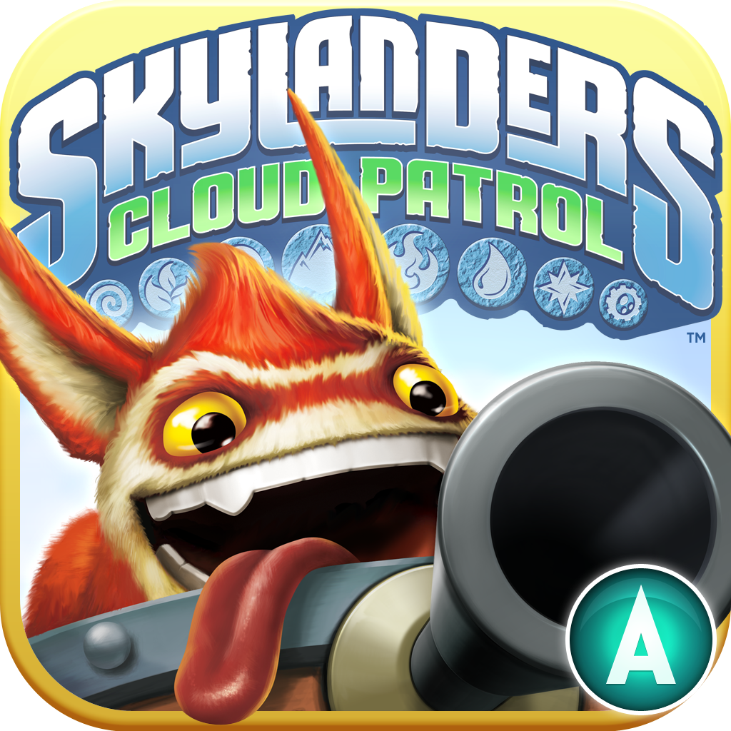 mzl.gwspdkyw Skylanders Cloud Patrol   Video Recensione Gameplay